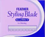 Feather Klingen 10 Stück TH