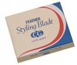 Feather Klingen 50 Stück