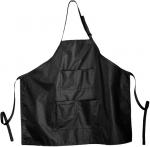 Färbeschürze Protect X 73x83 cm, schwarz
