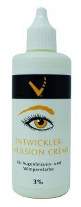 Vision Entwickler 3% Creme Augenb.& Wimper. 100ml