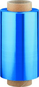 Alu Strähnenfolie extra stark, 12cmx100m, blau