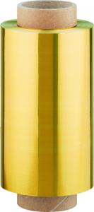 Alu Strähnenfolie extra stark, 12cmx100m, gold
