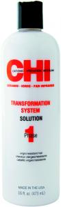 CHI Transform.Solution A Phase1 Res./Virgin Hair