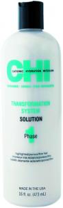 CHI Transform.Solution C Phase1 Fine/Porous Hair