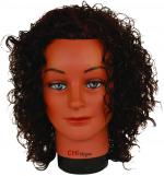 CHI Übungskopf Megan, krauses Haar
