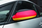 Deutschland Außenspiegel Fahne 2 Stück