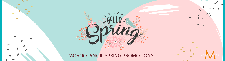 Moro Spring Promotion