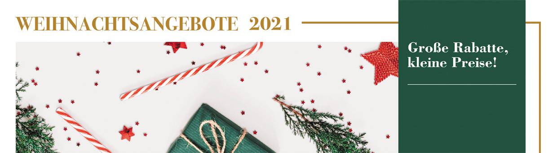 Weihnachtsangebote 2021